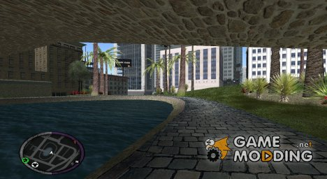 Glen Park HD for GTA San Andreas