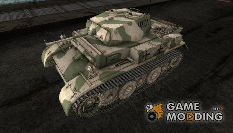 luchs sandcamo1943 для World of Tanks