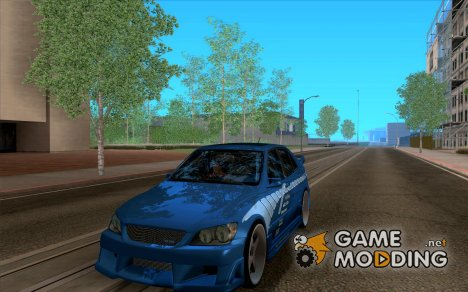 Lexus IS 300 Veilside для GTA San Andreas