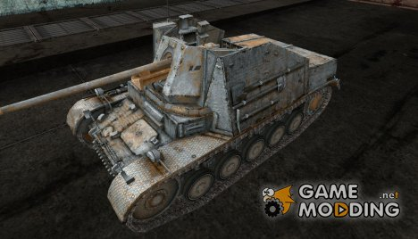 шкурка для Marder II от SlapnBadKids for World of Tanks