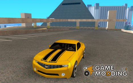 Chevrolet Camaro Concept for GTA San Andreas