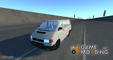 Volkswagen Transporter T4 for BeamNG.Drive