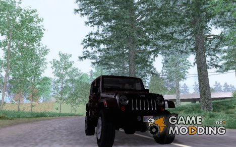 2012 Jeep Wrangler Rubicon для GTA San Andreas