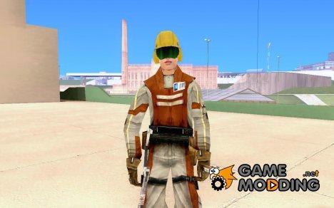 Рабочий SinTEK для GTA San Andreas