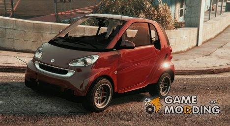 2012 Smart ForTwo v2.0 для GTA 5