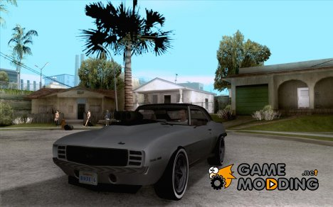 Chevrolet Camaro SS Custom for GTA San Andreas