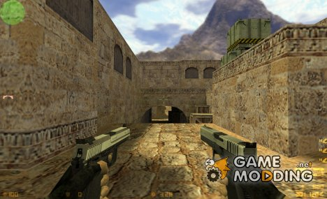 Glock & USP для Counter-Strike 1.6