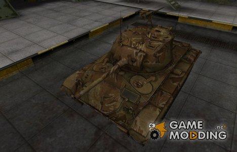 Американский танк M24 Chaffee для World of Tanks