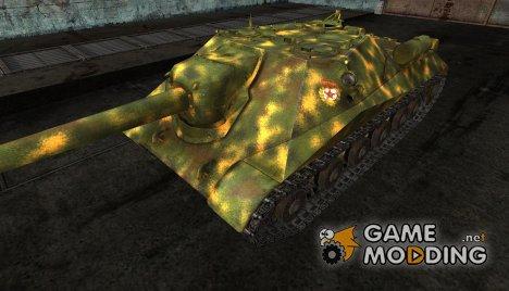 Шкурка для Объекта 704 для World of Tanks