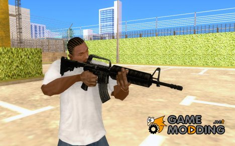 Fallout New Vegas Colt M4A1 for GTA San Andreas