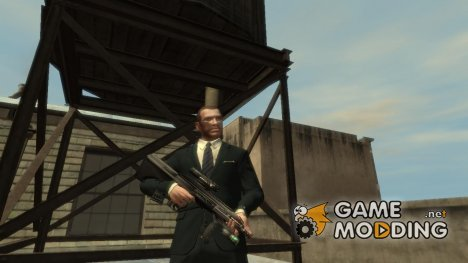 Steyer AUG A3 для GTA 4