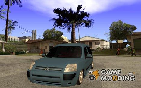 Citroen Berlingo 2007 for GTA San Andreas