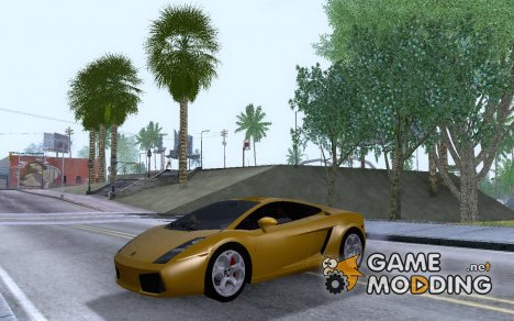 2006 Lamborghini Gallardo for GTA San Andreas