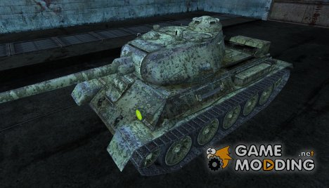 T-43 9 for World of Tanks