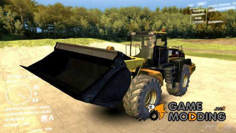 CAT 966H for Spintires DEMO 2013