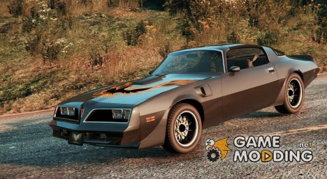 Pontiac Trans Am 1977 v2 for GTA 5