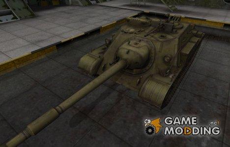 Шкурка для СУ-122-54 в расскраске 4БО для World of Tanks