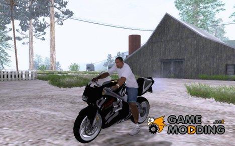 "NRG-500 ""EMzone Edition"" for GTA San Andreas"