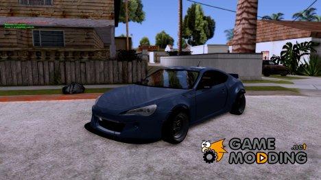 Toyota gt86 rocketbunny для GTA San Andreas