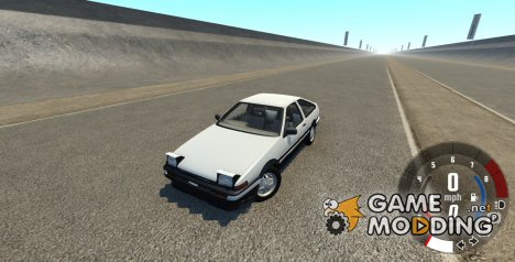 Toyota AE86 for BeamNG.Drive