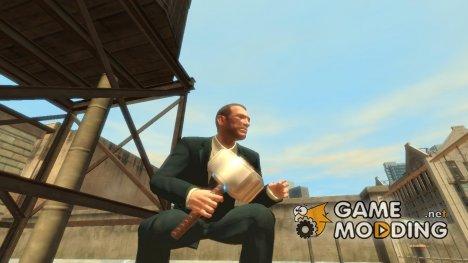 Thor Hammer Mjolnir for GTA 4