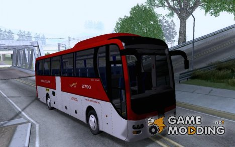 Rural Tours 2790 (MAN Lion's Coach) for GTA San Andreas