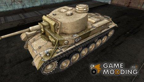 Шкурка для VK3001(P) for World of Tanks