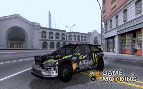 Ford Focus RS2000 v1.1 для GTA San Andreas