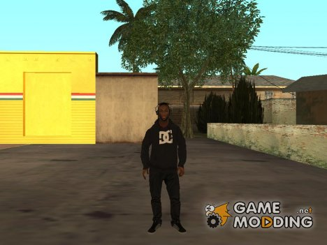 City Boy for GTA San Andreas