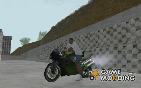 "DarkGreen ""Mamba"" для GTA San Andreas"