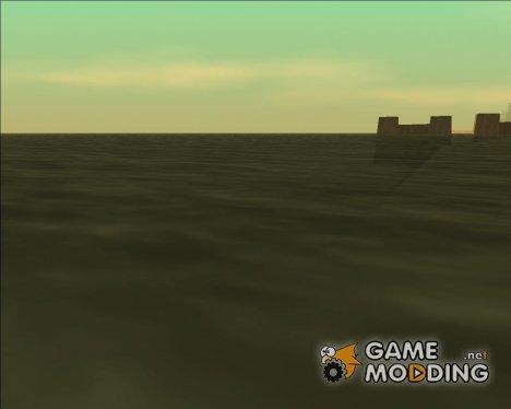 Water Quadrant Fix for GTA San Andreas
