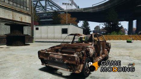 Ваз 2107 for GTA 4