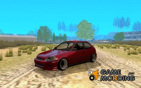 1998 Honda Civic Tuned for GTA San Andreas