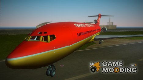 Boeing 727-100 Braniff International for GTA Vice City