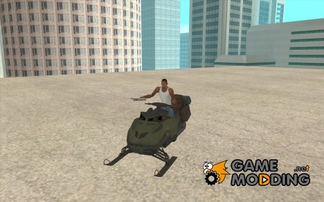 Снегоход for GTA San Andreas