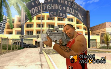 Famas из CoD Black Ops для GTA San Andreas