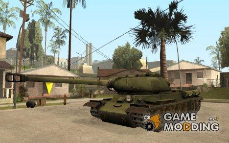 Танк ссср2 из игры В Тылу врага 2 для GTA San Andreas