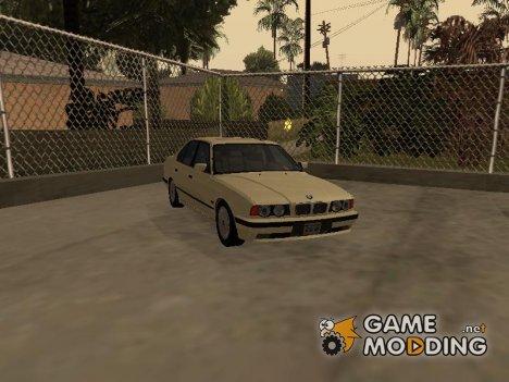 BMW 525 (E32) for GTA San Andreas