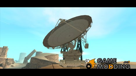HQ The Big Ear для GTA San Andreas