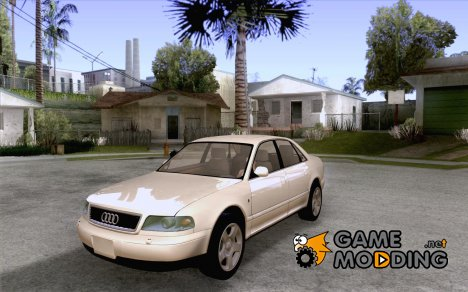 Audi A8 4.8L 2000 for GTA San Andreas