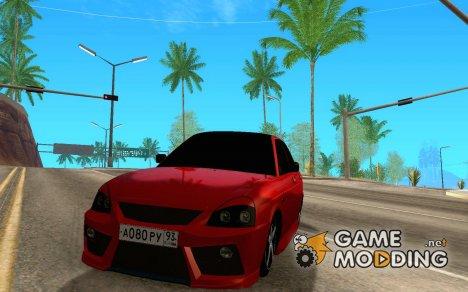 ВАЗ 2172 for GTA San Andreas