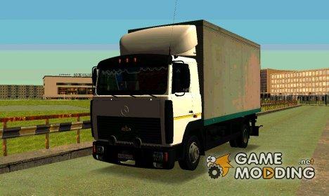 "МАЗ-4370 ""Зубрёнок"" для GTA San Andreas"
