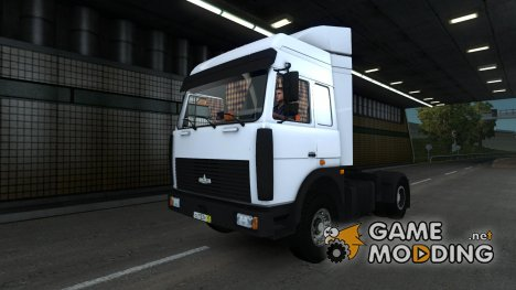 MAZ 5432-6422 v 5.0 for Euro Truck Simulator 2