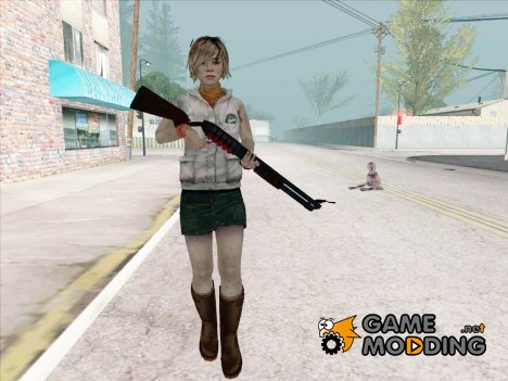 Heather из Silent Hill for GTA San Andreas