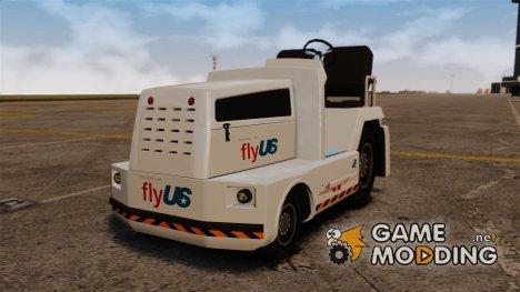 FlyUS Tug for GTA 4