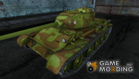 T-44 Gesar 2 for World of Tanks