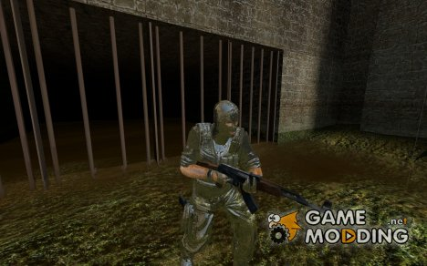 Peepin Toms jungle terror для Counter-Strike Source