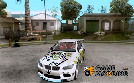 Bmw M3 E92 Grip King for GTA San Andreas