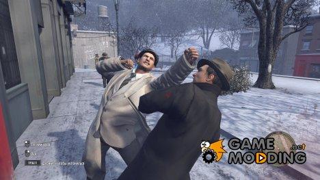 Анимация Джо для Вито для Mafia II