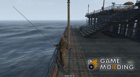 Рыбная ловля для GTA 5